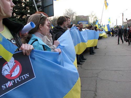 Патриоты Краматорска помогали украинским силовикам освобождать город, составляя детальные планы расположения позиций боевиков - Цензор.НЕТ 1154
