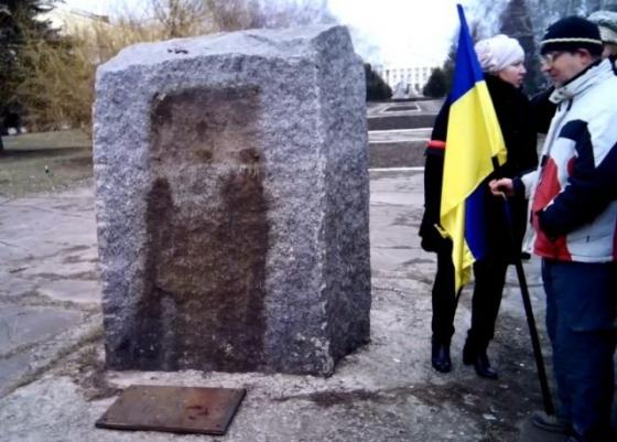 Монумента комсомольской славы в Краматорске больше не