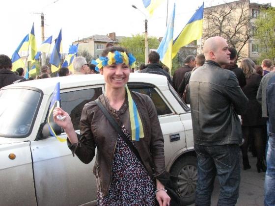 Патриоты Краматорска помогали украинским силовикам освобождать город, составляя детальные планы расположения позиций боевиков - Цензор.НЕТ 2474