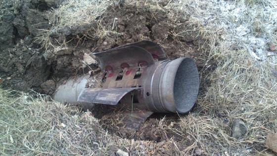 Террористы обстреляли Краматорск