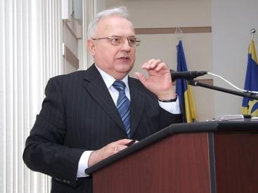 Анатолия Близнюка в Краматорске встретили криками «Геть!»