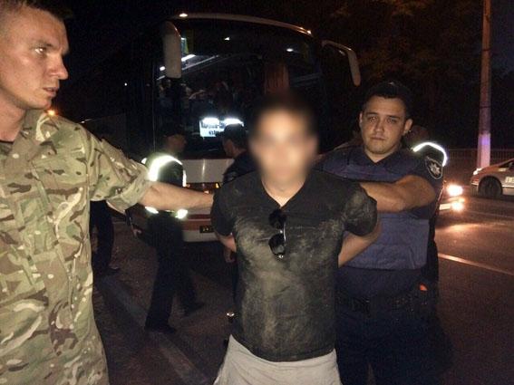 ВУкраинском государстве схвачен убийца-насильник при попытке сбежать изстраны