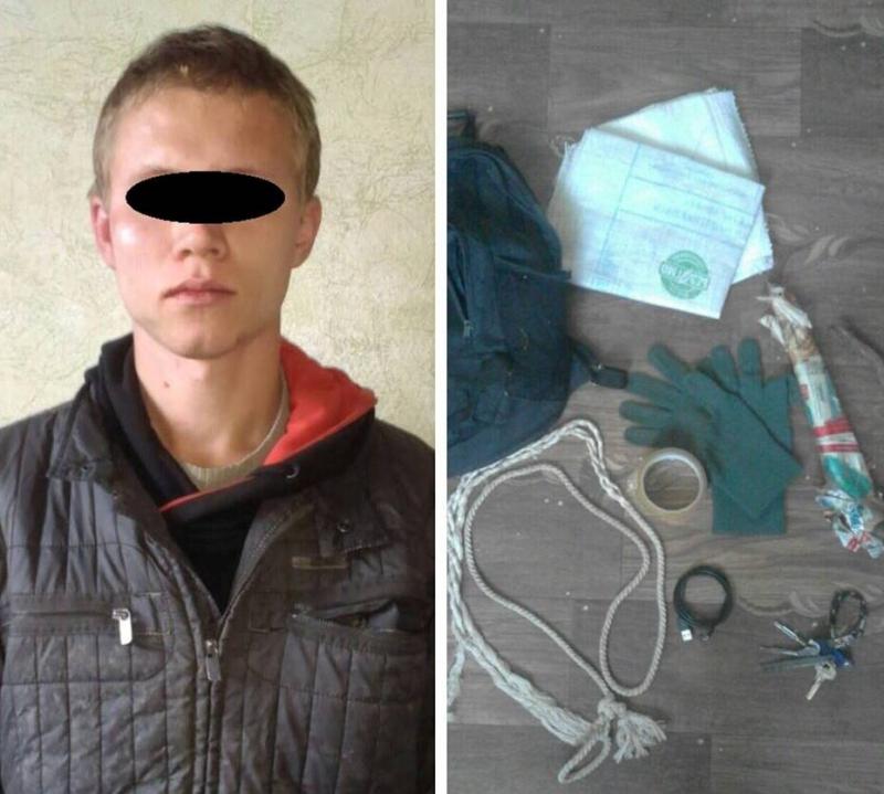 ВМариуполе парень пытался уничтожить полицейского, чтобы отобрать оружие